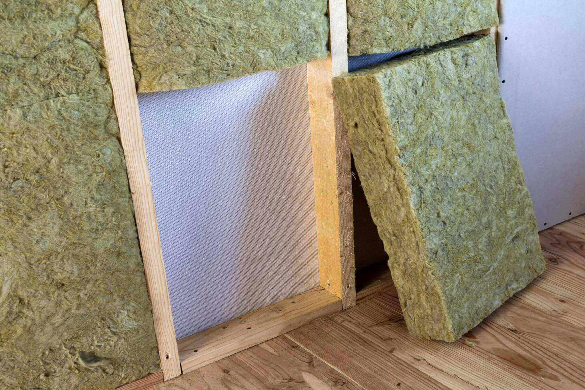 Thermal insulation for old houses