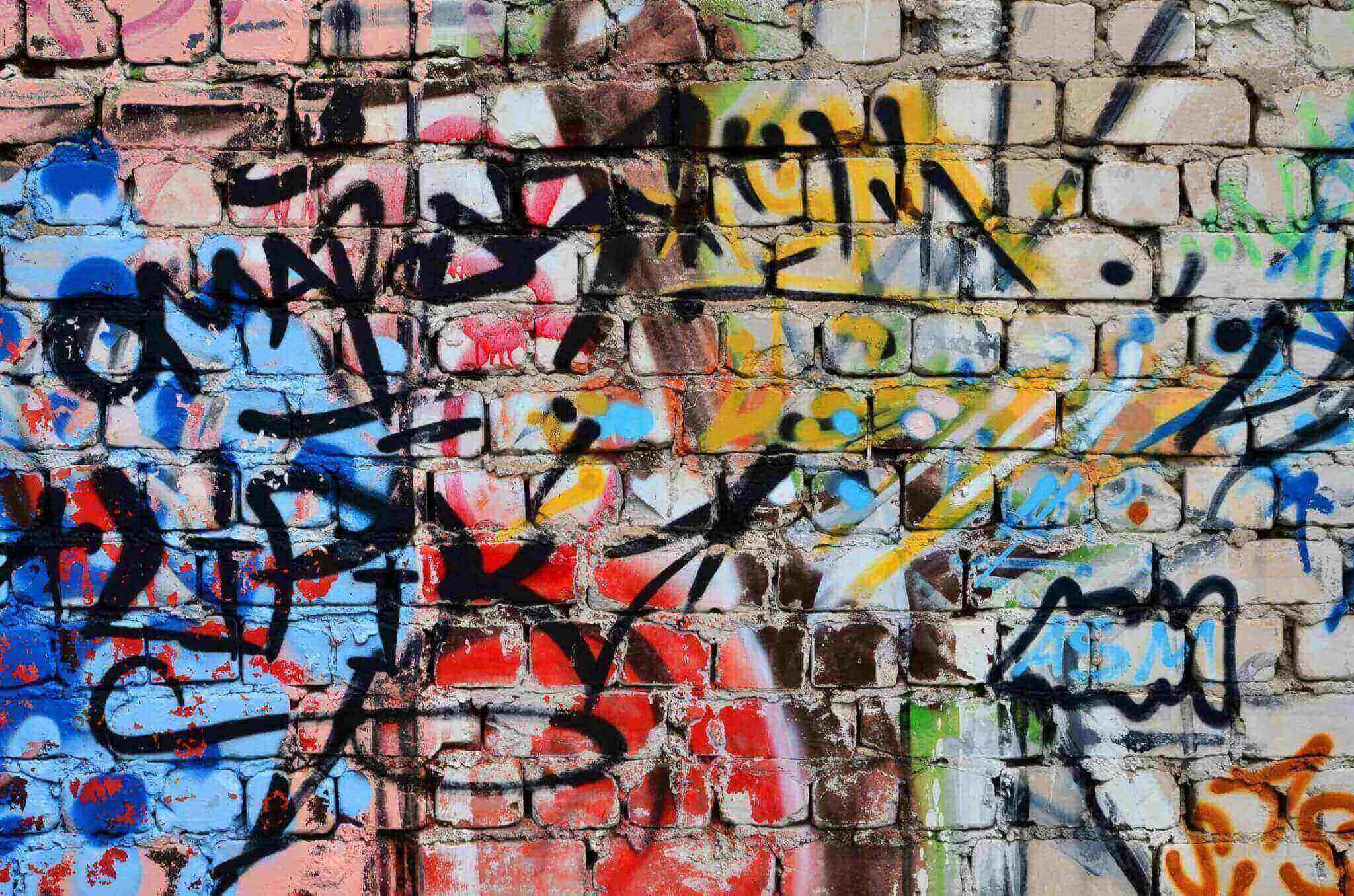 graffiti wall protection
